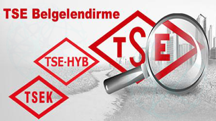 TS 12257 Belgesi