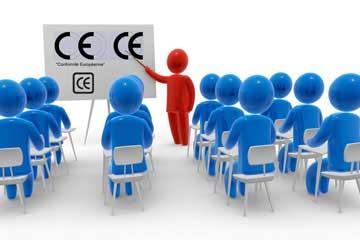CE işaretlemesi, belgelendirmesi