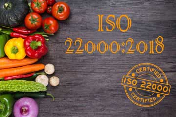 iso 22000 belgesi revizyonu