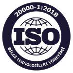 iso standart geçiş 20001-1:2018